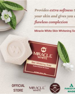 Miracle White Soap