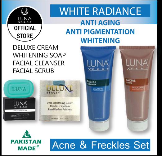 Acne Freckles Set