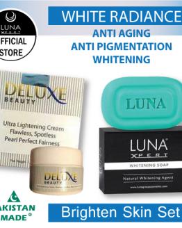 Luna Xpert Whitening & Brighten Set