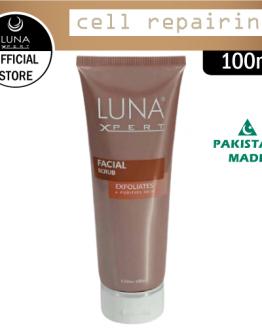 Luna Xpert Facial Scrub Original Pakistan